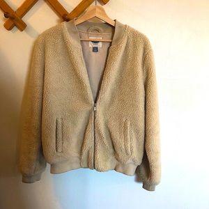 Fluffy Jacket 🤍